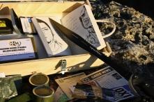 "Foto detalle Kit de Supervivencia Zombie ""Diario Z: La Nueva Atenas"""
